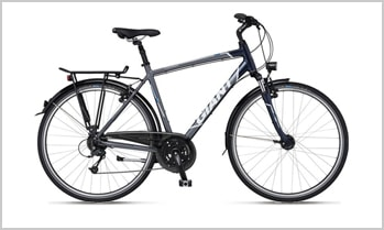 Giant® City Hybrid Bike Gents Frame