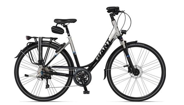Giant® Touring Bike Step-Through Frame