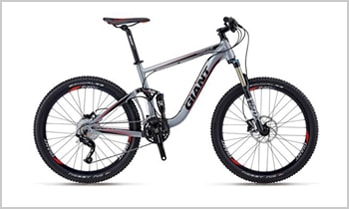 Giant® Full Suspension Mountain Bike - Trance