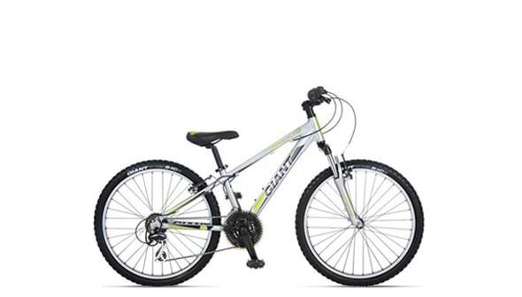 "Giant® Kids Mountain Bike wheel 24"" Red Frame"