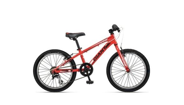 "Giant® Kids Mountain Bike wheel 20"" Red Frame"