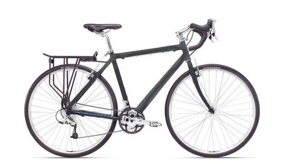 Cannondale ® Road Touring Bike w/ Dropped handle bars