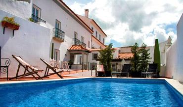 Hotel Casa dos Platanos in Arraiolos