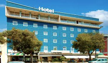 Hotel Luna Esperança in Setubal