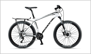 Giant® Front Suspension Mountain Bike