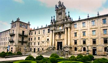 Hospedaria San Martin Pinario in Santiago Compostela