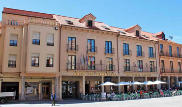 Hotel Astur Plaza in Leon