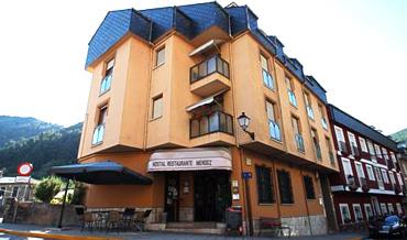 Hotel Mendez in Villafranca del Bierzo