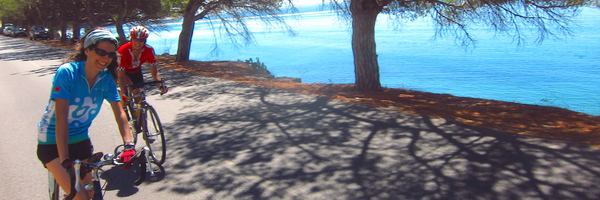 Road Cycling in Arrabida Nature Reserve