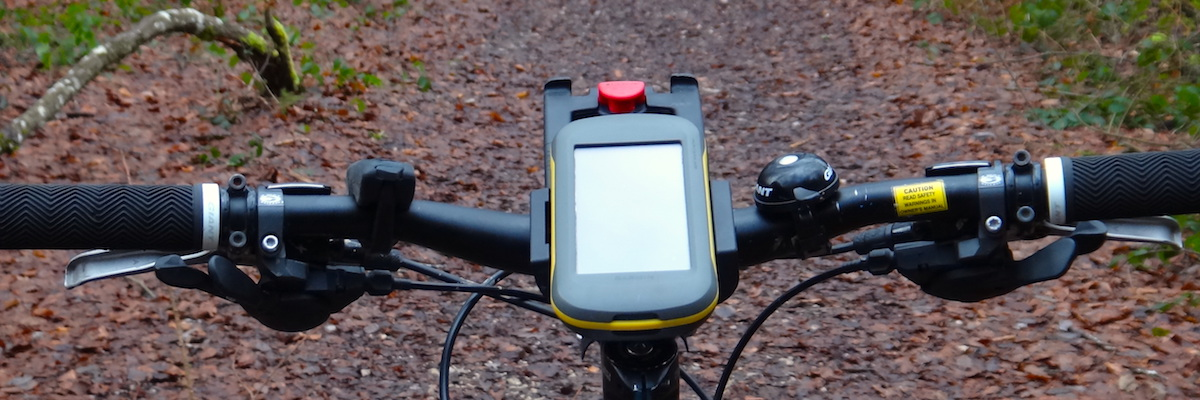 Self Guided Bike Tours using Garmin GPS