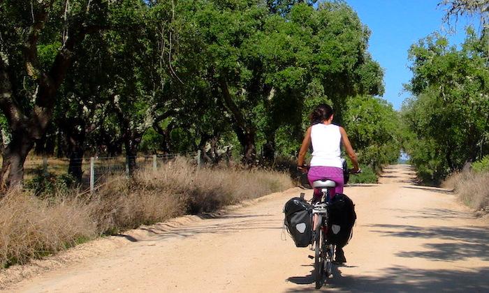 Biking in Alentejo